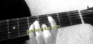 gitar c balok