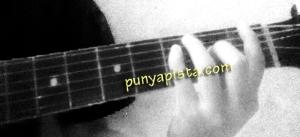 gitar f balok